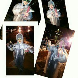 アジング釣行でアジ不発も親子で楽しめました☆