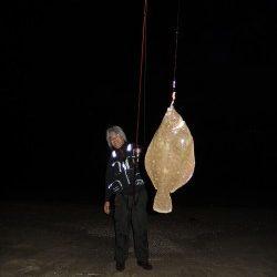 夜釣りでカレイを狙う…【中本嗣通氏連載記事No.34】