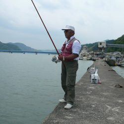 シーズン初の津居山釣行