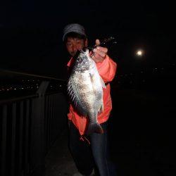 新しい釣り場には夢がいっぱい♪