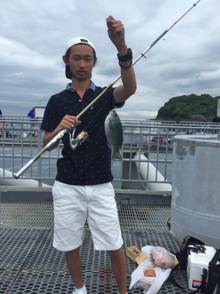 カゴ釣り&フカセ釣り