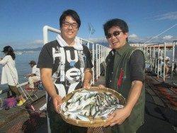 尼崎市魚つり公園 サビキで美味しい釣り物満載