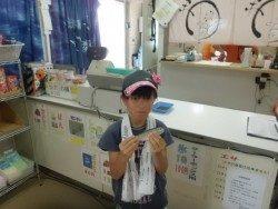 大阪南港海釣り公園 わいわい数釣り♪