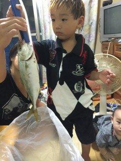 ツバス 太刀魚