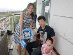 大阪南港海釣り公園★サッパ・アジ・サバ★