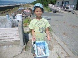 大阪南港海釣り公園 投稿