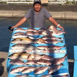 和歌山マリーナシティ海洋釣り堀 投稿