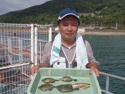 須磨海釣り公園 マルハギ&ベラの釣果