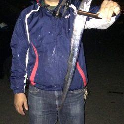 太刀魚エサ釣り