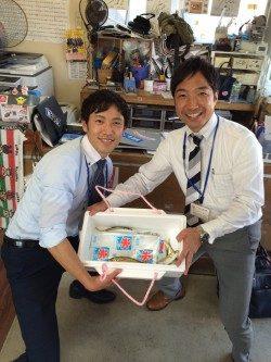 和歌山マリーナシティ海釣り公園 アジ釣ったどー!
