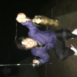 TR小雨の中の釣行