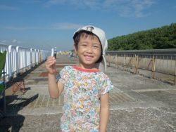 【6日】大阪南港海釣り公園サビキ釣果