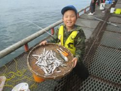 活性高し!尼崎市立魚つり公園