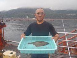 神戸市立須磨海づり公園 カレイ 投げ釣り
