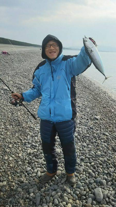 新年初釣り~⤴