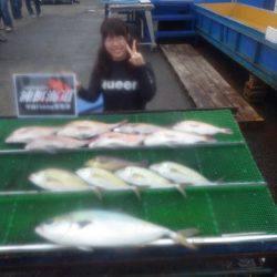 海上釣り堀丸長/かなすび釣果