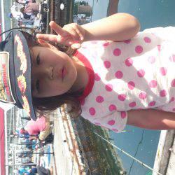 海上釣り堀岬子供の日イベント参加しました