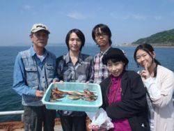 須磨海釣り公園 胴突きでガシラ・ベラ・マルハギ