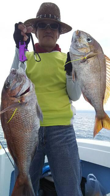 海晴丸 釣果