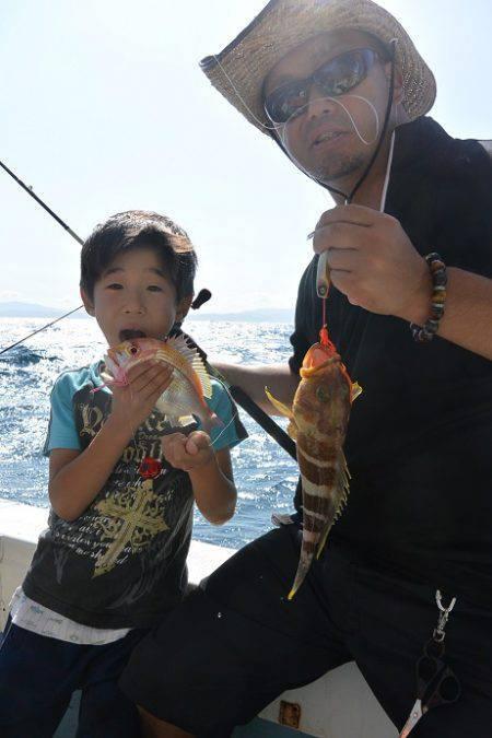 宝生丸 釣果