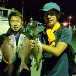 富士丸 釣果