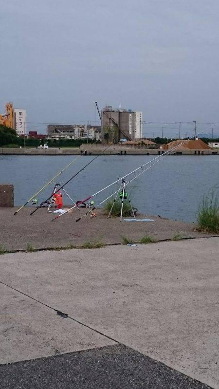 投げ釣り、キス釣り