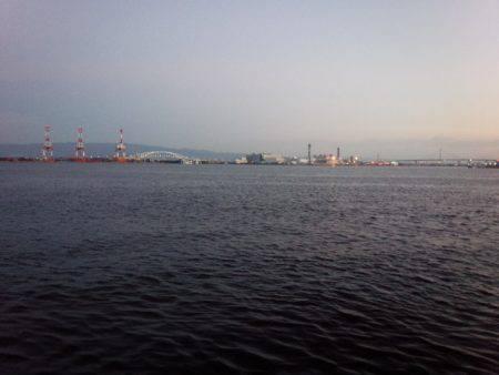 今年初南港。。