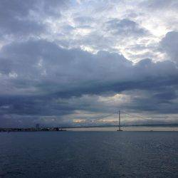 豪雨直後の朝マヅメ釣行 やっぱり渋い