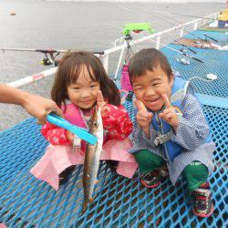 オリジナルメーカー海づり公園(市原市海づり施設) 釣果