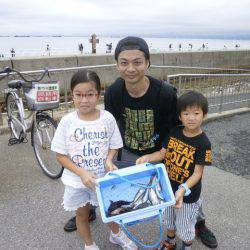 大阪南港海つり公園 釣果