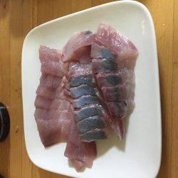 美しい魚体