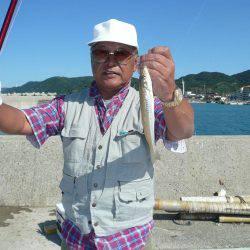 久々に長女と釣行しました