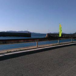 アジング遠征で倉橋島ランガン