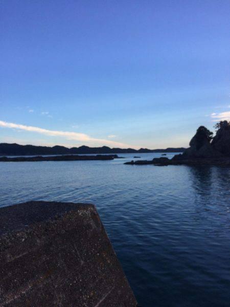 朝マヅメ釣行