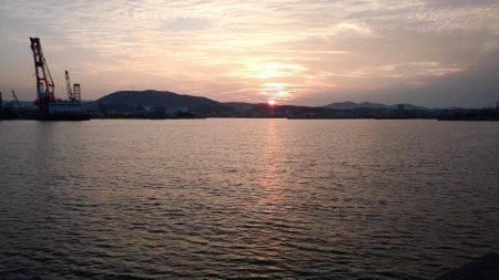淡路島釣行苦戦しました。