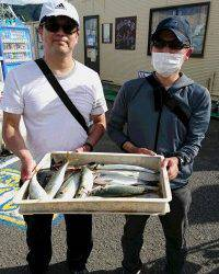 和歌山マリーナシティ釣り公園 釣果