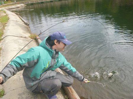 平谷湖フィッシングスポット 釣果