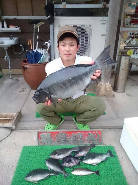 幕島丸 釣果