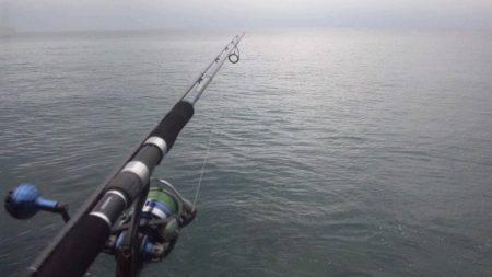 ショアジギング釣行