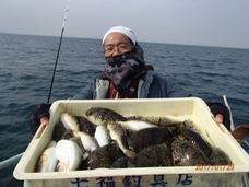 七福丸 釣果