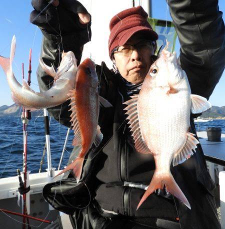 Fisherman Dreams DI 釣果