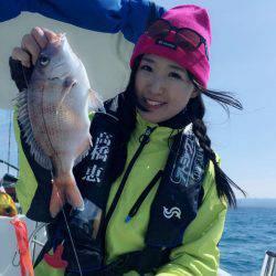 初めて完全フカセ釣りにチャレンジ【高橋恵chanの連載記事♡vol.4】