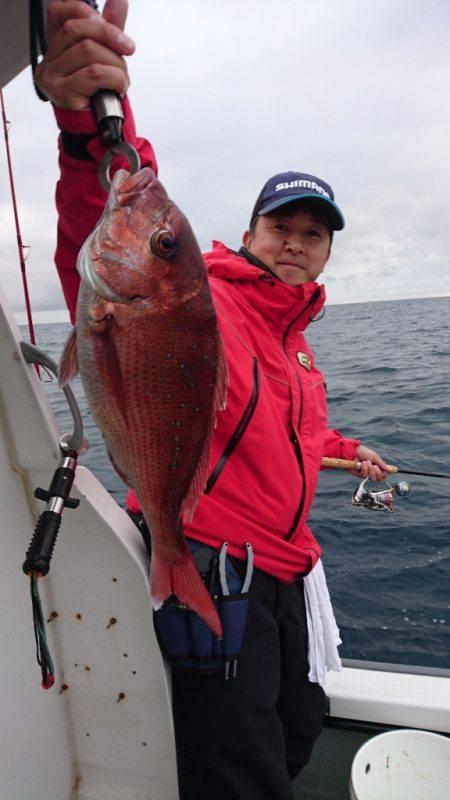 遊漁船ブルーウッズ 釣果