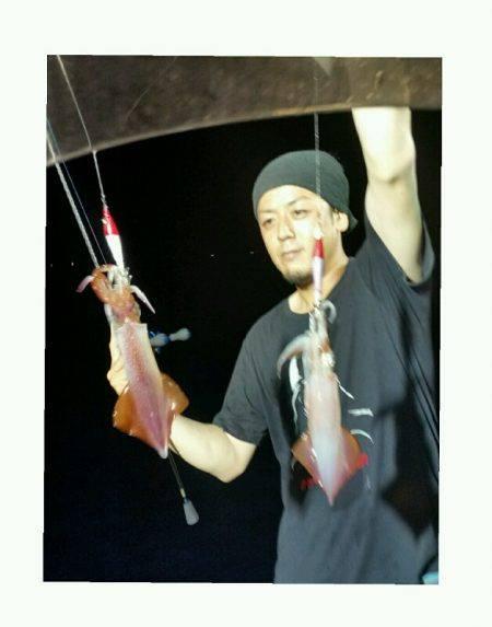 神海丸 釣果
