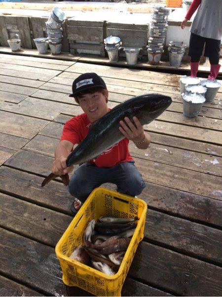 釣り堀水宝 釣果