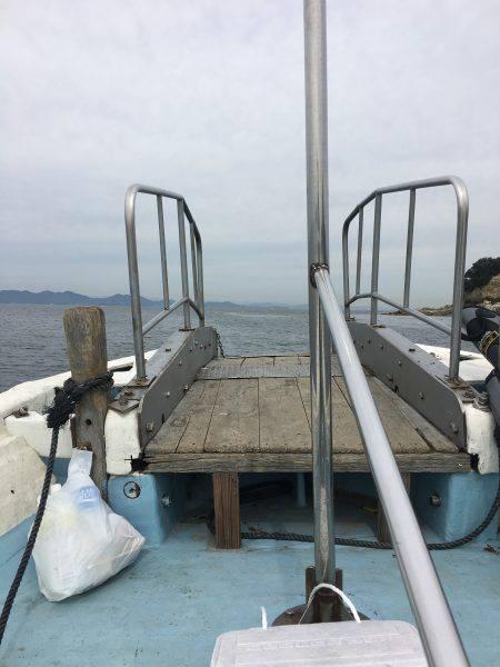 浮きフカセ釣り