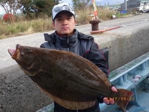 石川丸 釣果