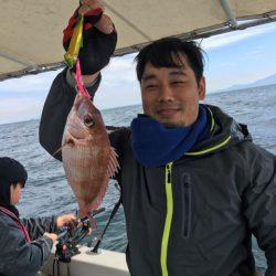 末広丸(熊本) 釣果