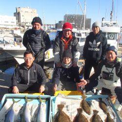久六釣船 釣果