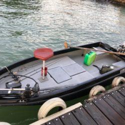 大荒れの琵琶湖ボート釣行